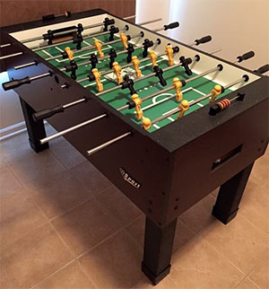 best foosball table for the money