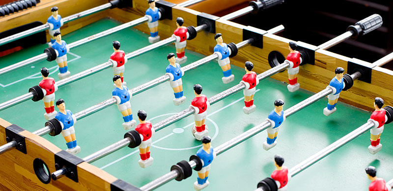 Ultimate Foosball Table Buying Guide