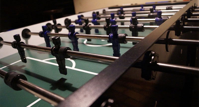 home foosball table brands