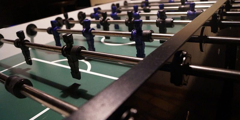 Where To Play Foosball In Houston
