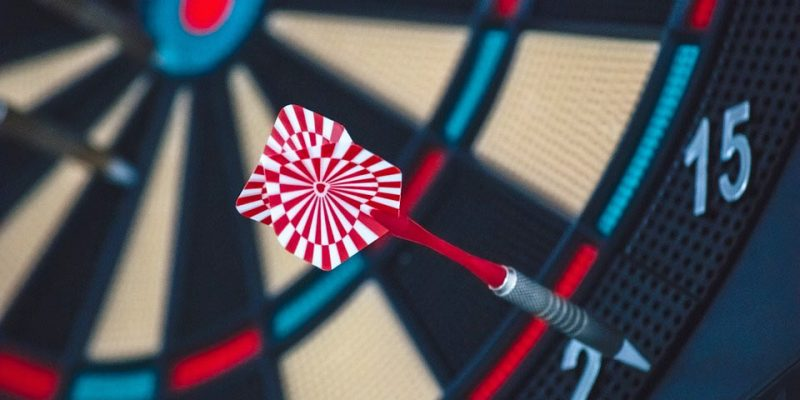 A Dart Board Is The Perfect Addition To Your Home Game Room