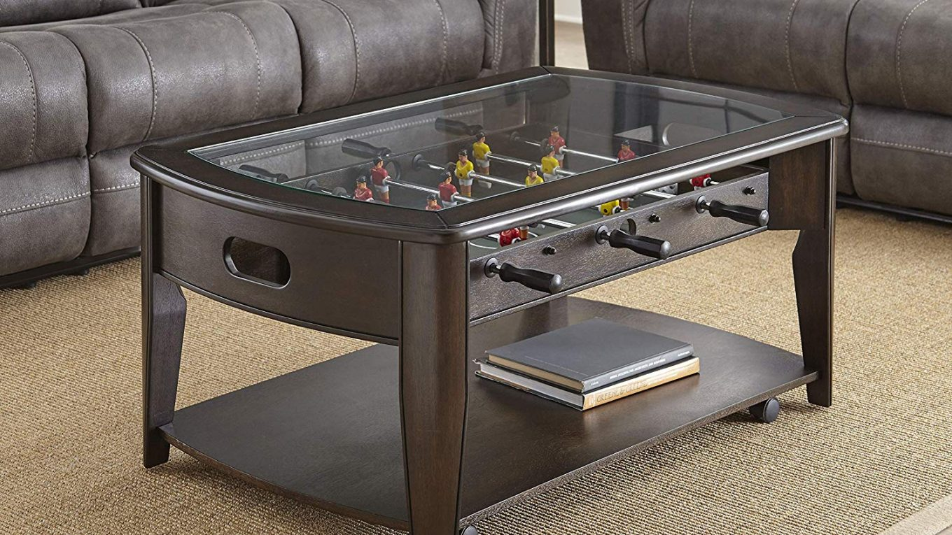 Prime Foosball Coffee Table See Your Best Options Foosball Gamerscity Chair Design For Home Gamerscityorg